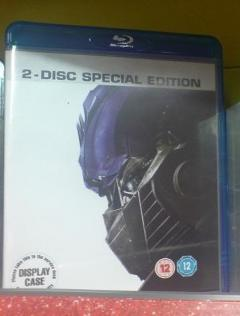 Blu-ray Film Transformers im Test, Bild 1