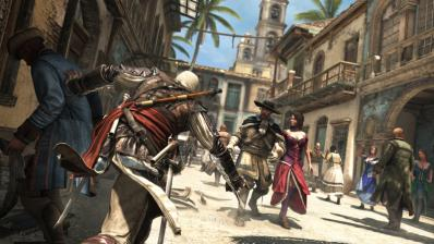 Games Playstation 3 Ubisoft Assassin's Creed IV – Black Flag im Test, Bild 2