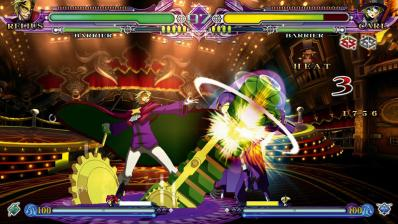 Games Playstation 3 Ubisoft BlazBlue Continuum Shift Extend im Test, Bild 2