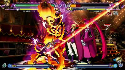 Games Playstation 3 Ubisoft BlazBlue Continuum Shift Extend im Test, Bild 3