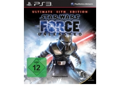 Games Playstation 3 Ubisoft Star Wars - The Force Unleashed im Test, Bild 1