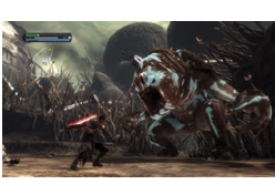 Games Playstation 3 Ubisoft Star Wars - The Force Unleashed im Test, Bild 3