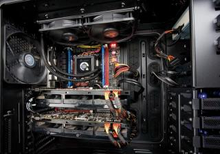 PC Ultraforce XTREME - Core i7 3930K@4.2GHZ GTX770 SLI Wakü im Test, Bild 5