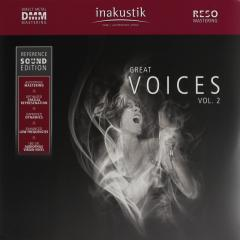 Schallplatte VA – Great Voices Vol. 1 & Great Voices Vol. 2 (Inakustik) im Test, Bild 2