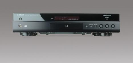 Blu-ray-Player Yamaha BD-A1010 im Test, Bild 1