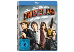 Blu-ray Film Zombieland (Sony Pictures) im Test, Bild 1